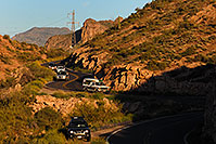 /images/133/2008-03-19-sup-can-5153.jpg - #04933: Apache Trail past Canyon Lake in Superstitions … March 2008 -- Apache Trail Road, Superstitions, Arizona