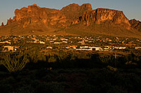 /images/133/2008-09-06-apache-junction-23980.jpg - #05830: View of Apache Junction by Superstition Mountain … September 2008 -- Apache Junction, Superstitions, Arizona