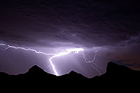 /images/133/2008-09-10-supers-light-purple-25373.jpg - #05850: Lightning in Superstitions … September 2008 -- Superstitions, Arizona