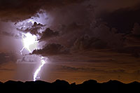 /images/133/2008-09-10-supers-light-yellow-24764.jpg - #05854: Lightning in Superstitions … September 2008 -- Superstitions, Arizona