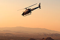 /images/133/2008-09-14-squaw-heli-26352.jpg - #05882: Police Helicopter over Squaw Peak … September 2008 -- Squaw Peak, Phoenix, Arizona