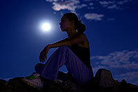 /images/133/2008-09-16-squaw-kseniya-27357.jpg - #05880: Kseniya in moonlight … September 2008 -- Squaw Peak, Phoenix, Arizona