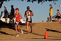 /images/133/2008-11-23-ironman-run-54419.jpg - #06209: 09:10:38 into the race - Marathon Run at Arizona Ironman 2008 … November 2008 -- Tempe, Arizona