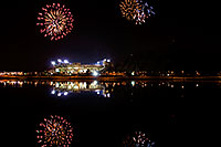 /images/133/2008-11-28-tempe-fireworks-56752.jpg - #06241: ASU football fireworks over Tempe Town Lake … November 2008 -- Tempe Town Lake, Tempe, Arizona