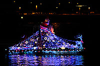 /images/133/2008-12-13-tempe-lights-boats-62613.jpg - #06407: APS Fantasy of Lights Boat Parade … December 2008 -- Tempe Town Lake, Tempe, Arizona