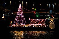 /images/133/2008-12-13-tempe-lights-boats-62645m.jpg - #06414: APS Fantasy of Lights Boat Parade … December 2008 -- Tempe Town Lake, Tempe, Arizona
