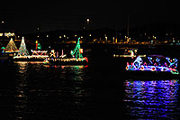 /images/133/2008-12-13-tempe-lights-boats-62880.jpg - #06428: Boat #25 - APS Fantasy of Lights Boat Parade … December 2008 -- Tempe Town Lake, Tempe, Arizona