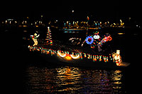 /images/133/2008-12-13-tempe-lights-boats-63132.jpg - #06436: Boat #10 - APS Fantasy of Lights Boat Parade … December 2008 -- Tempe Town Lake, Tempe, Arizona