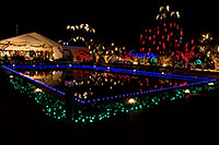 /images/133/2008-12-14-mesa-temple-64106.jpg - #06450: Mesa Temple Garden Christmas Lights Display … December 2008 -- Mesa Arizona Temple, Mesa, Arizona