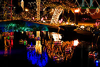 /images/133/2008-12-14-mesa-temple-64111.jpg - 06456: Mesa Temple Garden Christmas Lights Display … December 2008 -- Mesa Arizona Temple, Mesa, Arizona