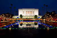 /images/133/2008-12-16-mesa-temple-64394.jpg - #06476: Mesa Temple Garden Christmas Lights Display … December 2008 -- Mesa Arizona Temple, Mesa, Arizona