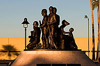 /images/133/2008-12-21-mesa-pioneer-65544.jpg - 06511: Morning at Main St in Mesa … December 2008 -- Pioneer Park, Mesa, Arizona
