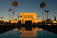 /images/133/2008-12-27-mesa-temple-west-68242.jpg - #06637: West side reflection of Mesa Arizona Temple … December 2008 -- Mesa Arizona Temple, Mesa, Arizona