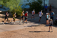/images/133/2009-09-27-nathan-tri-run-114435.jpg - #07487: 02:21:28 - Runners at Nathan Triathlon … September 2009 -- Tempe Town Lake, Tempe, Arizona