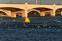 /images/133/2009-09-27-nathan-tri-swim-113897.jpg - #07498: 00:41:11 - Swimmers at Nathan Triathlon … September 2009 -- Tempe Town Lake, Tempe, Arizona