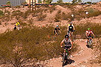 /images/133/2009-10-11-pbr-off-tri-bike-115529.jpg - #07547: 01:01:08 mountain bikers - PBR Offroad Triathlon, Oct 11, 2009 at Tempe Town Lake … October 2009 -- Papago Park, Tempe, Arizona