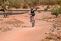 /images/133/2009-10-11-pbr-off-tri-bike-115682.jpg - #07554: 01:34:16 mountain bikers - PBR Offroad Triathlon, Oct 11, 2009 at Tempe Town Lake … October 2009 -- Papago Park, Tempe, Arizona