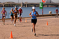 /images/133/2009-10-25-soma-run-120040.jpg - #07709: 04:36:02 Runners at Soma Triathlon … October 25, 2009 -- Tempe Town Lake, Tempe, Arizona