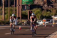 /images/133/2009-11-22-ironman-bike-pro-124200.jpg - #07892: 01:12:58 Cyclists on a 112 mile bike course - Ironman Arizona 2009 … November 2009 -- Tempe Town Lake, Tempe, Arizona