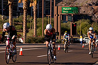 /images/133/2009-11-22-ironman-bike-pro-124210.jpg - #07899: 02:23:15 #14 and others cycling - Ironman Arizona 2009 … November 2009 -- Rio Salado Parkway, Tempe, Arizona