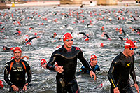 /images/133/2009-11-22-ironman-swim-122857.jpg - 07950: 00:04:17 2,300 swimmers on a 2.4 mile swimming course - Ironman Arizona 2009 … November 2009 -- Tempe Town Lake, Tempe, Arizona