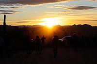 /images/133/2009-12-13-muddy-buddy-129083.jpg - #07968: Sunrise at Muddy Buddy Race 2009 … Dec 13, 2009 -- McDowell Mountain Park, Fountain Hills, Arizona
