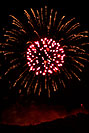 /images/133/2010-01-01-tempe-fireworks-131433v.jpg - #08031: New Year`s midnight fireworks … January 2010 -- Tempe Town Lake, Tempe, Arizona