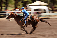 /images/133/2010-06-05-naha-horses-speed-2119.jpg - #08103: NAHA Pole Bending event in Flagstaff … June 2010 -- Fort Tuthill County Park, Flagstaff, Arizona