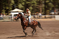 /images/133/2010-06-05-naha-horses-speed-2130.jpg - #08105: NAHA Pole Bending event in Flagstaff … June 2010 -- Fort Tuthill County Park, Flagstaff, Arizona