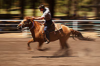 /images/133/2010-06-05-naha-horses-speed-2329.jpg - #08106: NAHA Turn and Burn event in Flagstaff … June 2010 -- Fort Tuthill County Park, Flagstaff, Arizona