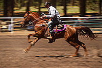 /images/133/2010-06-05-naha-horses-speed-2458.jpg - #08109: NAHA Turn and Burn event in Flagstaff … June 2010 -- Fort Tuthill County Park, Flagstaff, Arizona