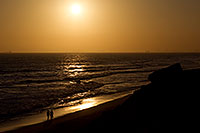 /images/133/2010-07-02-surfcity-sunset-9744.jpg - #08200: Surfers at Huntington Beach … July 2010 -- Huntington Beach, California