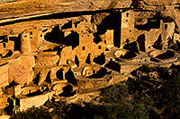 /images/133/2010-10-11-mesa-verde-palace-42290.jpg - #08845: Cliff Palace ruins at Mesa Verde … October 2010 -- Cliff Palace, Mesa Verde, Colorado