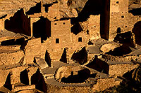 /images/133/2010-10-11-mesa-verde-palace-42352.jpg - #08848: Cliff Palace ruins at Mesa Verde … October 2010 -- Cliff Palace, Mesa Verde, Colorado