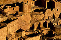 /images/133/2010-10-13-mesa-verde-palace-42752.jpg - #08855: Cliff Palace ruins at Mesa Verde … October 2010 -- Cliff Palace, Mesa Verde, Colorado