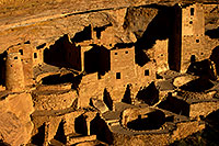 /images/133/2010-10-13-mesa-verde-palace-42755.jpg - #08856: Cliff Palace ruins at Mesa Verde … October 2010 -- Cliff Palace, Mesa Verde, Colorado