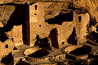 /images/133/2010-10-13-mesa-verde-palace-42761.jpg - #08857: Cliff Palace ruins at Mesa Verde … October 2010 -- Cliff Palace, Mesa Verde, Colorado