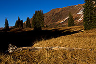 /images/133/2010-10-15-crested-par-top-42873.jpg - #08862: Paradise Pass … October 2010 -- Paradise Pass, Crested Butte, Colorado