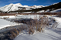 /images/133/2010-11-19-crested-butte-river-43710.jpg - #08886: River by Crested Butte … November 2010 -- Crested Butte, Colorado