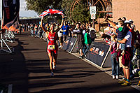 /images/133/2010-11-21-ironman-finish-46005.jpg - #08916: 08:35:13 - #55 Chrissie Wellington [1st,USA,08:36:13] finishing first - Ironman Arizona 2010 … November 2010 -- Rio Salado Parkway, Tempe, Arizona