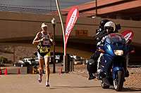 /images/133/2010-11-21-ironman-run-pros-45745.jpg - #08958: 03:48:55 - #1 Jordan Rapp early in Lap 3 - Ironman Arizona 2010 … November 2010 -- Tempe Town Lake, Tempe, Arizona