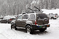 /images/133/2010-12-20-loveland-cars-47192.jpg - #08994: Snow by Loveland Pass … December 2010 -- Loveland Pass, Colorado
