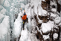 /images/133/2011-01-09-ouray-climbers-48254.jpg - #09038: Ice climbing by Ouray … January 2011 -- Ouray, Colorado