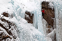 /images/133/2011-01-09-ouray-climbers-48412.jpg - #09042: Ice climbing by Ouray … January 2011 -- Ouray, Colorado