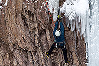 /images/133/2011-01-09-ouray-climbers-48581.jpg - #09050: Ice climbing by Ouray … January 2011 -- Ouray, Colorado
