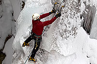 /images/133/2011-01-09-ouray-climbers-48662.jpg - #09052: Ice climbing by Ouray … January 2011 -- Ouray, Colorado