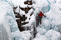 /images/133/2011-01-09-ouray-climbers-48741.jpg - #09055: Ice climbing by Ouray … January 2011 -- Ouray, Colorado