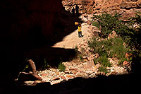 /images/133/2011-06-27-hava-canyon-swater-80797.jpg - #09359: Along Havasupai Trail … June 2011 -- Havasupai Trail, Havasu Falls, Arizona