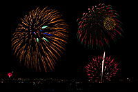 /images/133/2011-07-04-den-fireworks-81335m.jpg - #09369: Independence Day Fireworks - 4th of July in Broomfield, Colorado … July 2011 -- Broomfield, Denver, Colorado