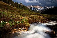 /images/133/2011-07-06-loveland-creek-81653.jpg - #09372: Rushing river at Loveland Pass … July 2011 -- Loveland Pass, Colorado